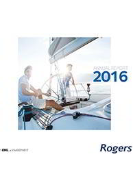 Rogers annual report
